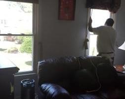 Photo #1: MVPcustomz residential window polarizing/tinting