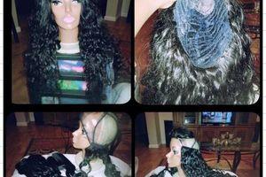Photo #16: Sew-ins, Quickweaves, Custom Wig Making