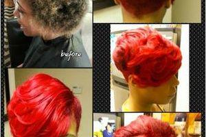 Photo #13: Sew-ins, Quickweaves, Custom Wig Making