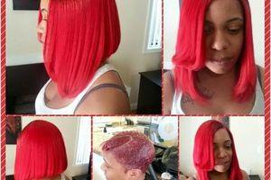 Photo #12: Sew-ins, Quickweaves, Custom Wig Making