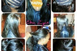 Photo #2: Sew-ins, Quickweaves, Custom Wig Making
