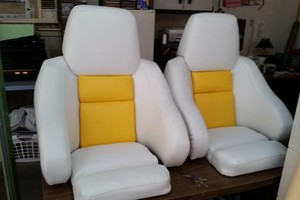 Photo #1: Bob's Upholstery (Furniture, Commercial, and Marine)