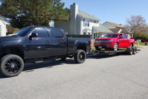 Photo #1: Car / Truck transport
