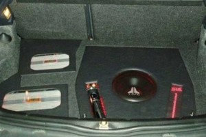 Photo #24: TF SUPREME SOUNDS - Car Audio Installation