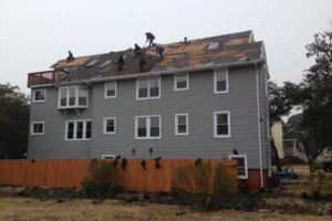 Photo #1: Gray Line Builders - Roofing