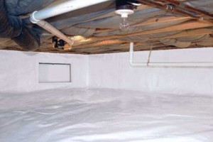 Photo #5: K&R Crawl Space Solutions