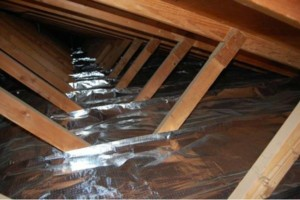 Photo #2: K&R Crawl Space Solutions
