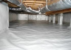 Photo #1: K&R Crawl Space Solutions