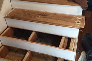 Photo #17: Finish Carpenter and Door Installer