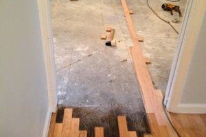 Photo #22: Chris' Custom Hardwood Flooring