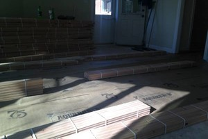 Photo #15: Chris' Custom Hardwood Flooring