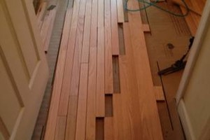 Photo #13: Chris' Custom Hardwood Flooring
