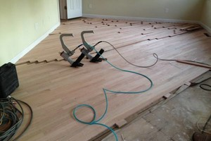 Photo #11: Chris' Custom Hardwood Flooring
