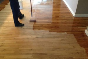 Photo #3: Chris' Custom Hardwood Flooring