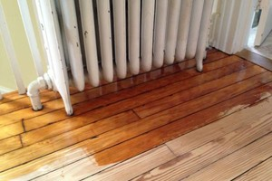 Photo #2: Chris' Custom Hardwood Flooring