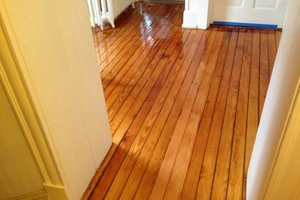 Photo #1: Chris' Custom Hardwood Flooring