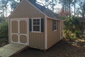 Photo #8: MK Developers / Sheds
