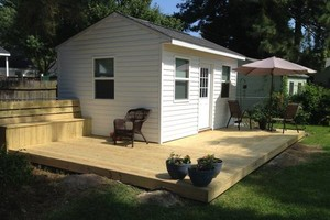 Photo #7: MK Developers / Sheds