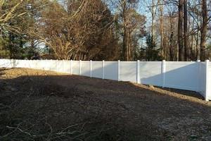 Photo #1: Fence Up