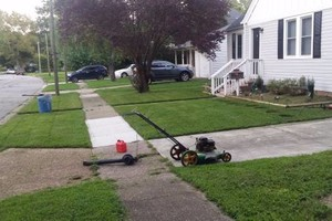 Photo #3: Kevin Williams Lawn Care