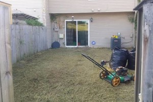 Photo #1: Kevin Williams Lawn Care