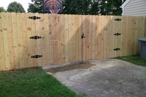 Photo #6: FENCE REPAIR/REPLACE