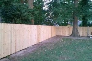 Photo #4: FENCE REPAIR/REPLACE
