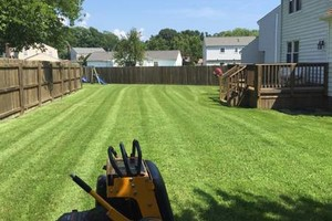 Photo #2: Aeration and seeding services