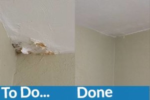 Photo #2: Drywall Repairs Services