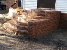 Photo #23: McKinney's Stone and Brick Masonry