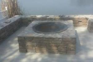 Photo #19: McKinney's Stone and Brick Masonry