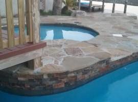 Photo #16: McKinney's Stone and Brick Masonry