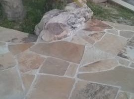 Photo #14: McKinney's Stone and Brick Masonry
