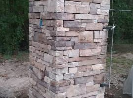 Photo #13: McKinney's Stone and Brick Masonry