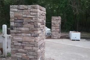 Photo #12: McKinney's Stone and Brick Masonry