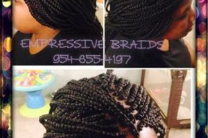 Photo #4: EMPRESSIVE BRAIDS.˜† APPOINTMENTS AVAILABLE...