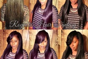 Photo #3: Hair by Royaltii Hair