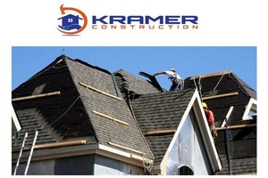 Photo #1: Roofing Replacement by Kramer Construction