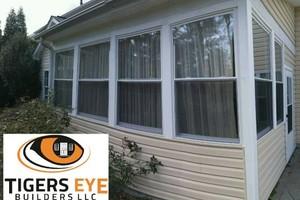 Photo #13: Tigers Eye Builders! Windows & Doors, Roofs, Siding, etc.!