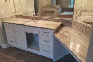 Photo #1: Affordable Custom Granite Countertops