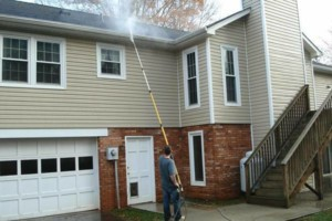 Photo #7: Pressure Washing Done Right. Any one Story $100
