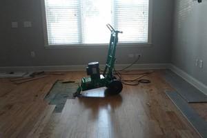 Photo #3: Floor covering mechanic