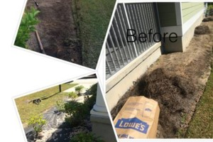 Photo #7: 4x4 landscaping & pressure washing