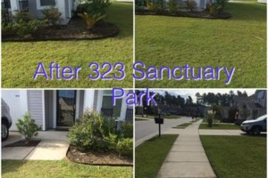 Photo #4: 4x4 landscaping & pressure washing