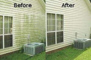 Photo #2: 4x4 landscaping & pressure washing