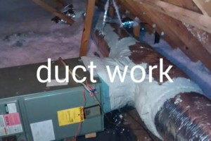 Photo #16: INSULATION Ductwork!