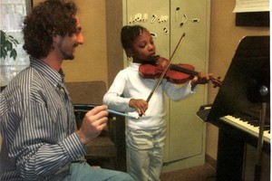 Photo #1: Violin and Viola Lessons for all ages and levels