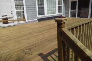 Photo #2: CHARLESTON FENCE AND DECK CO..