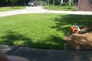 Photo #1: Sanchez LAWN CARE SERVICE