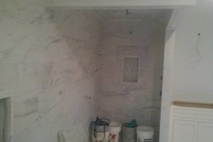 Photo #11: Tile, laminate, wood & stone installations